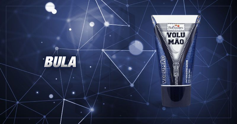 bula super gel volumão