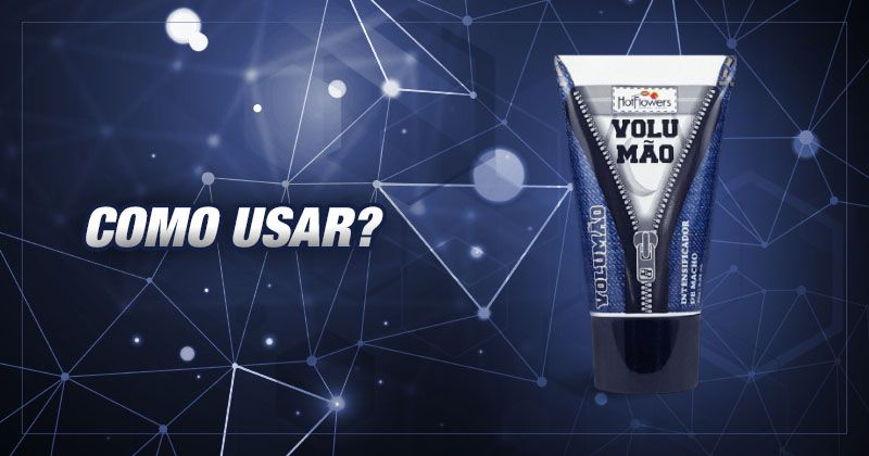 como usar super gel volumão