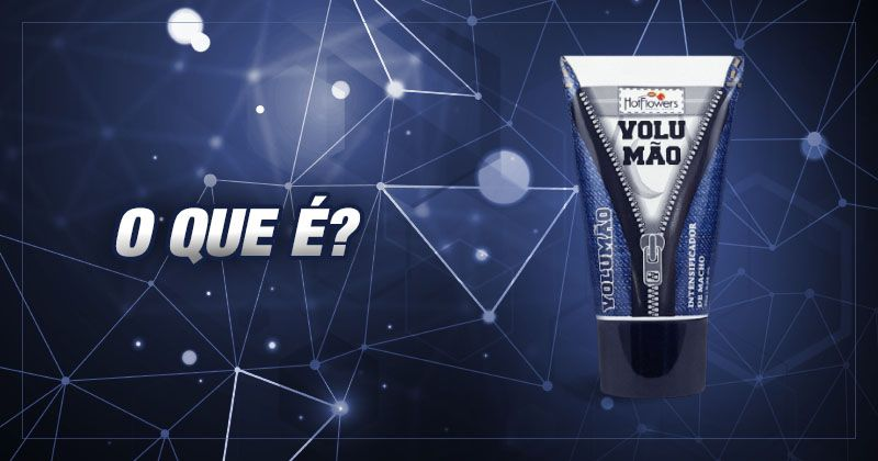 o que é o super gel volumão