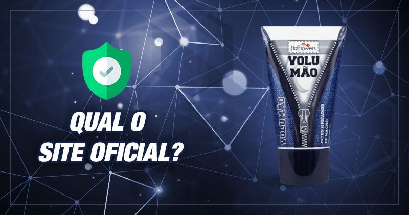 site oficial gel volumão