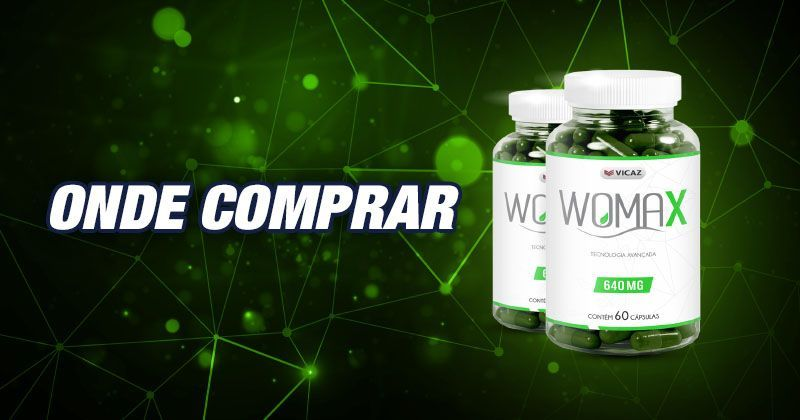 onde comprar womax plus