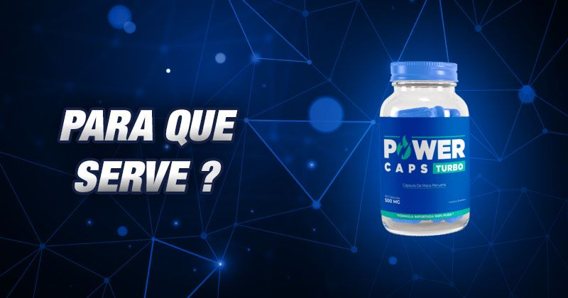 para que serve power caps turbo