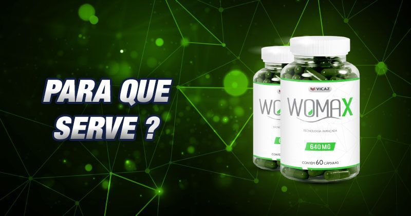 para que serve womax plus