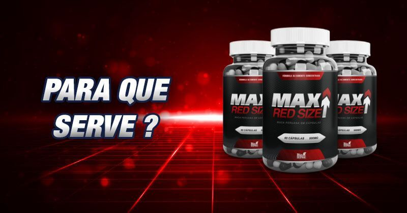 max red size para que serve